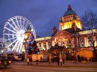 Belfast večer