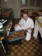 Karel s pekáčem