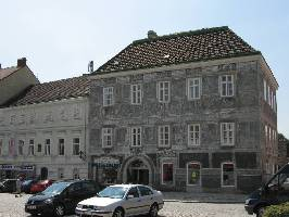 Malovaný dům